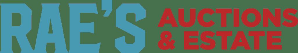 Rae's Auctions & Estate logo